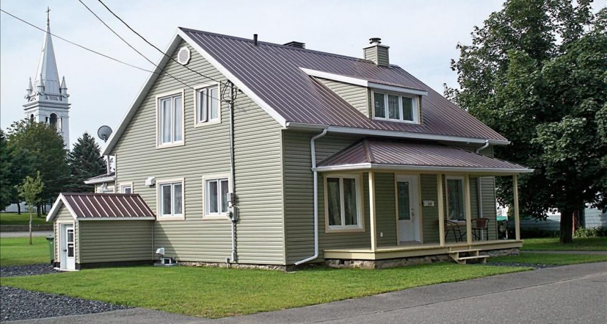 Ideal Roofing roof example