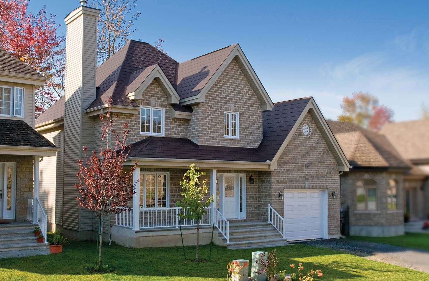 Home Ideal Roofing Metal Roofs